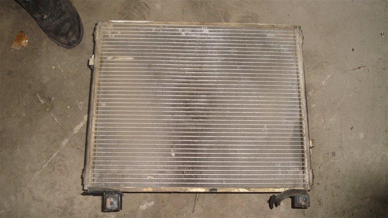 Радиатор кондиционера Toyota Regius Ace TRH112 1TRFE