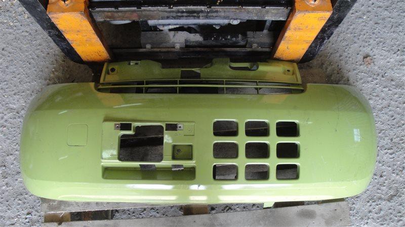 Бампер Daihatsu Esse L245S передний