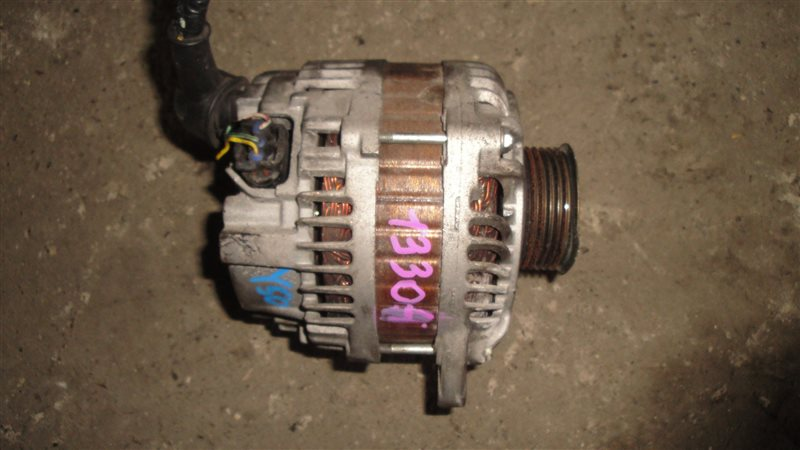 Генератор Nissan Fuga Y50 VQ25HR