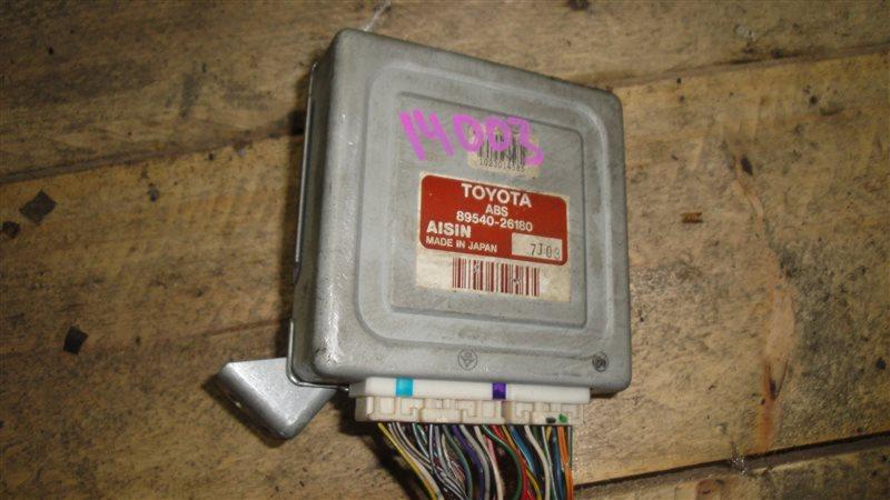 Блок управления Toyota Regius KCH46 1KZ