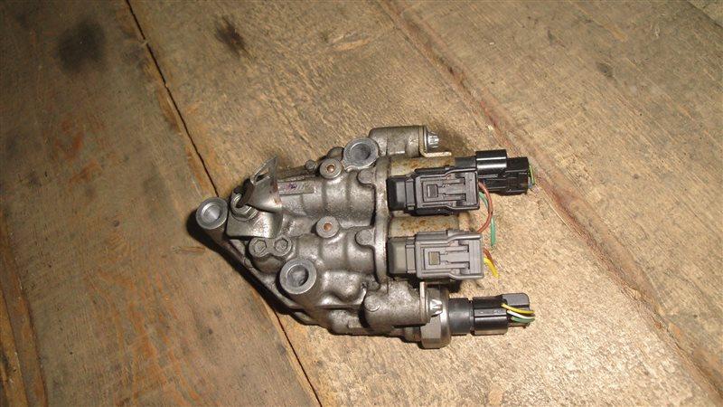 Блок соленоидов Honda Insight ZE2 LDA