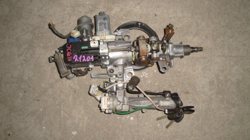 Рулевая колонка Toyota Progres JCG10