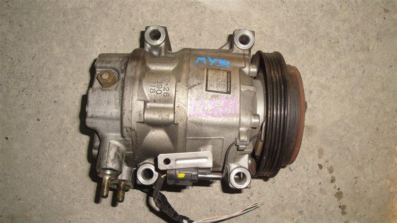 Компрессор кондиционера Nissan Gloria MY34 VQ25