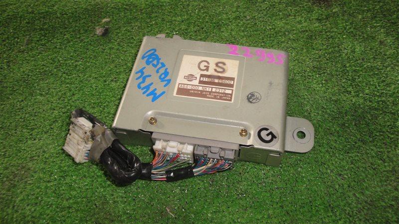 Блок управления кпп Nissan Gloria MY34 VQ25DD