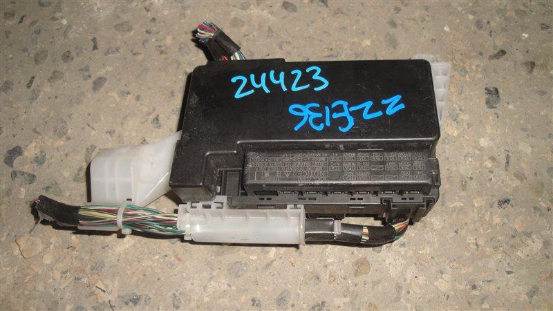 Блок предохранителей Toyota Voltz ZZE136 1ZZ