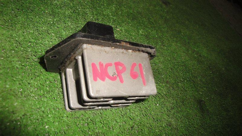 Реостат Toyota Ist NCP61