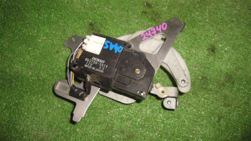 Сервопривод заслонок печки Toyota Vista SV40