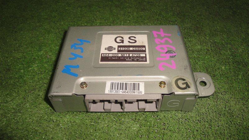 Блок управления кпп Nissan Gloria MY34 VQ25