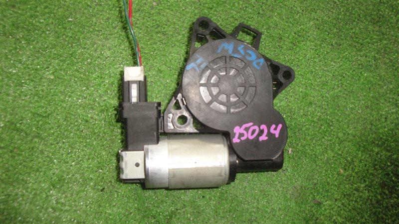 Мотор стеклоподъемника Mazda Verisa DC5W передний левый