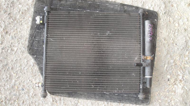 Радиатор кондиционера Toyota Toyoace LY122 5L