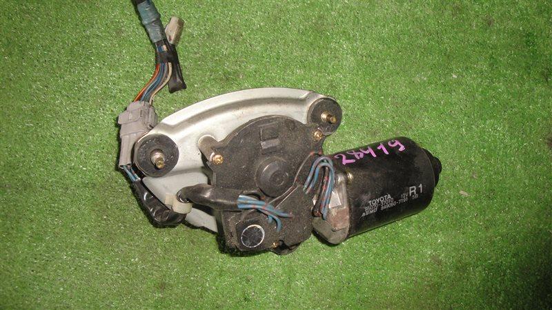 Мотор стеклоочистителя Toyota Dyna LY122
