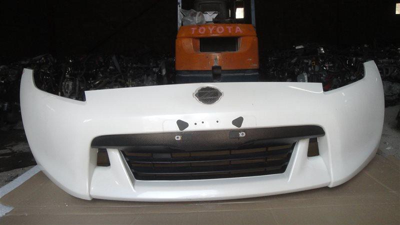 Бампер Nissan Fairlady HZ34 передний