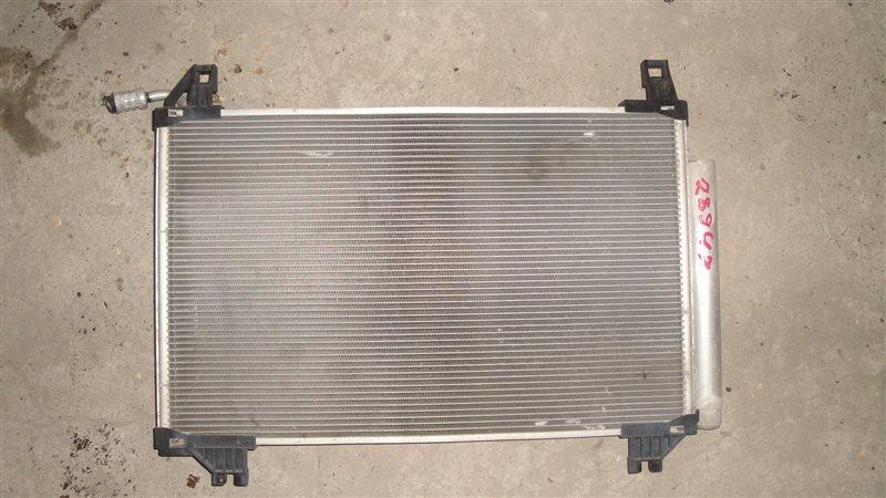 Радиатор кондиционера Toyota Ist NCP110 1NZ