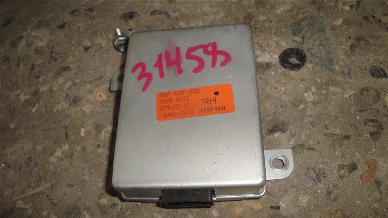 Блок управления Nissan Fairlady Z Z32