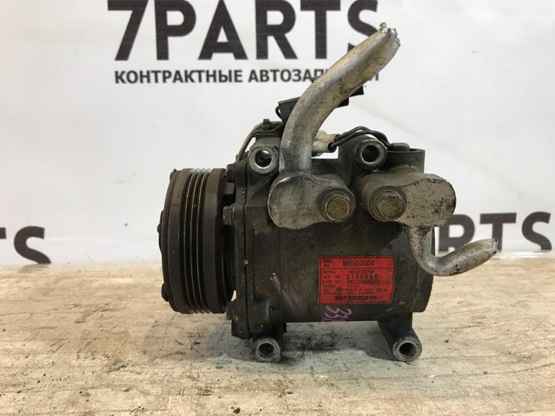 Компрессор кондиционера Mitsubishi Toppo Bj H41A 4A30