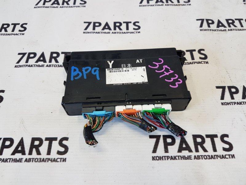 Блок управления Subaru Outback BP9