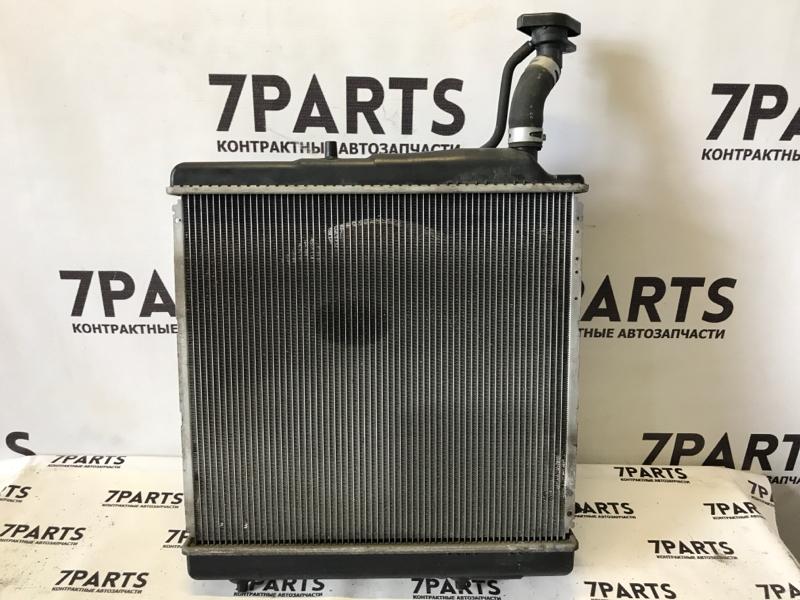 Радиатор двс Honda Zest JE1 P07A