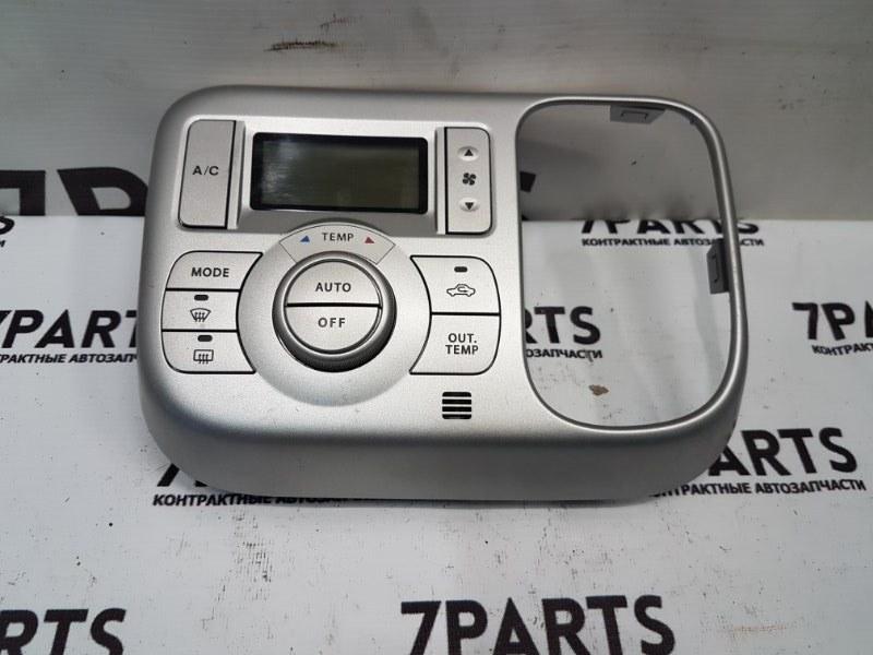Климат-контроль Suzuki Mr Wagon MF22S