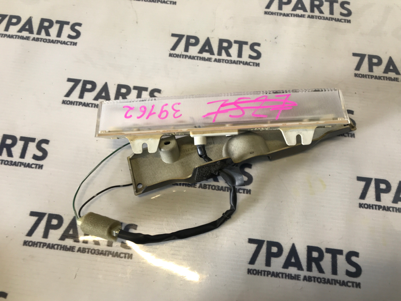 Подсветка номера Suzuki Wagon R MH21S