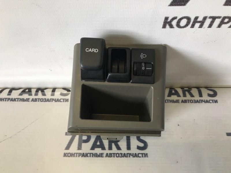 Кнопка Subaru Pleo RA2