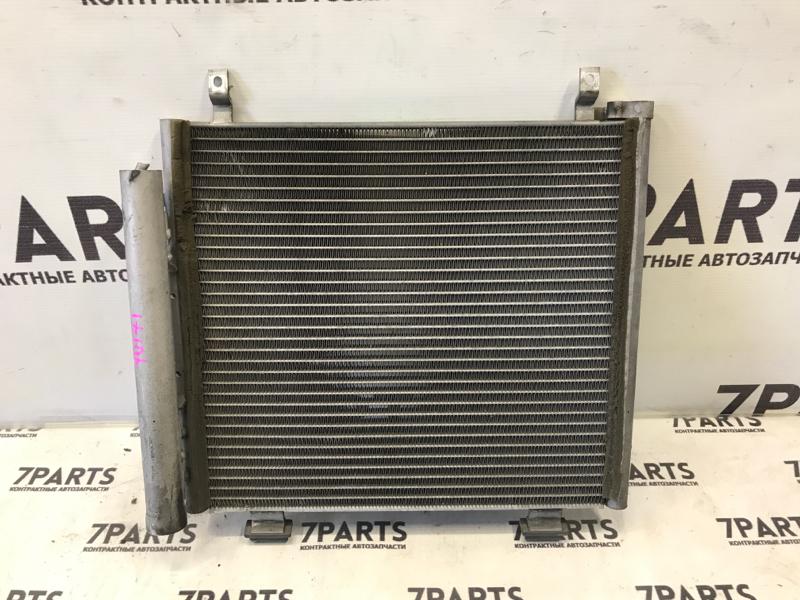 Радиатор кондиционера Nissan Moco MG21S K6A