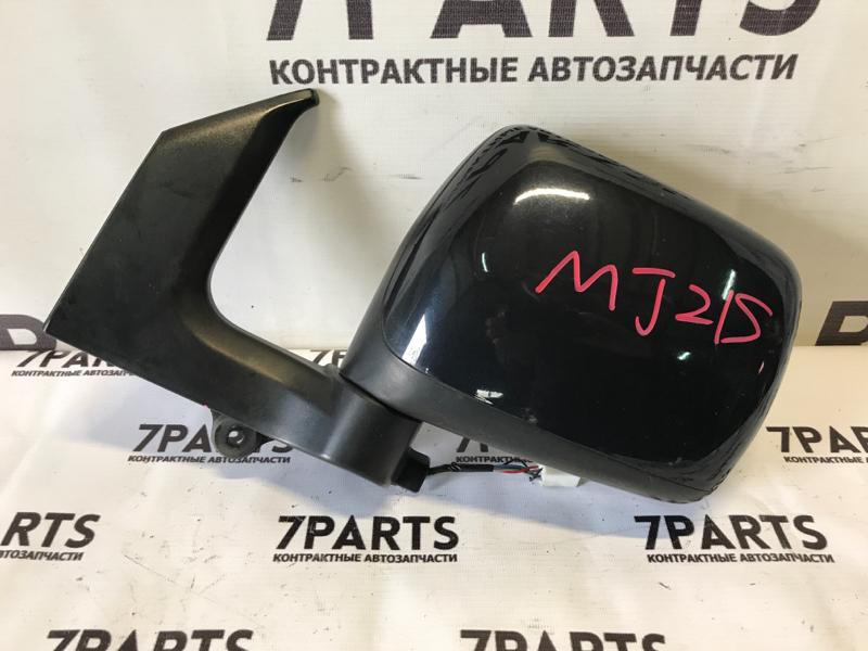 Зеркало Mazda Az-Wagon MJ21S переднее левое