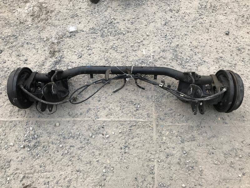 Балка подвески Honda Z PA1 задняя