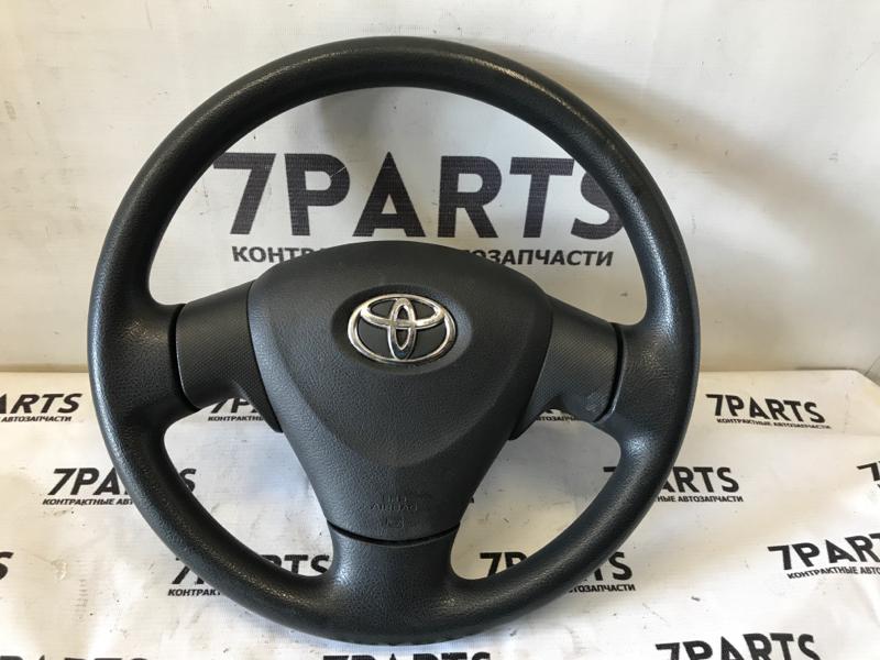 Руль Toyota Auris NZE151