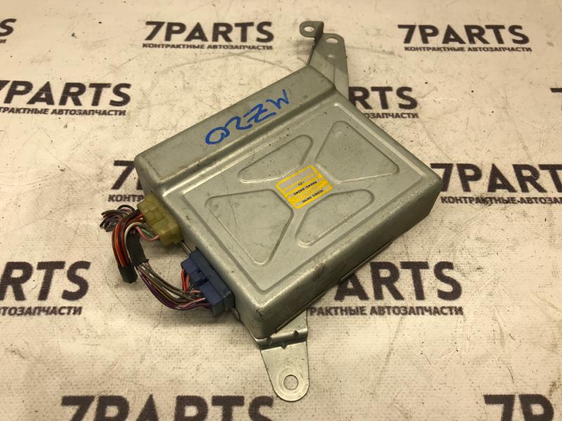 Блок управления Toyota Soarer MZ20 7MGTE