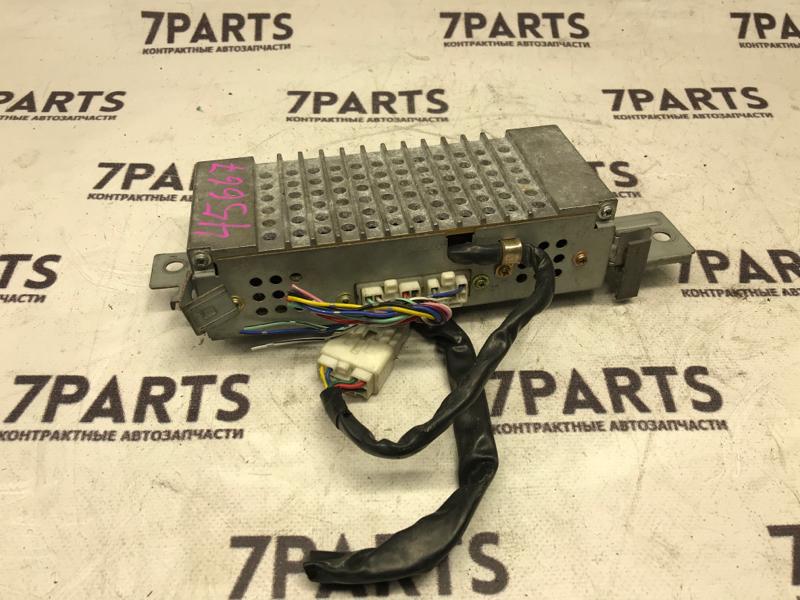 Усилитель магнитофона Toyota Soarer MZ20
