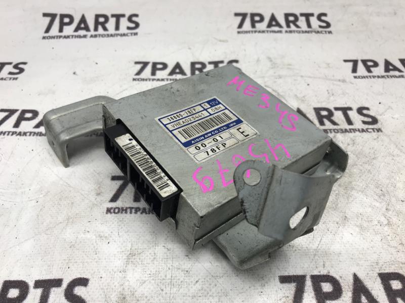 Блок управления кпп Suzuki Chevrolet Mw ME34S