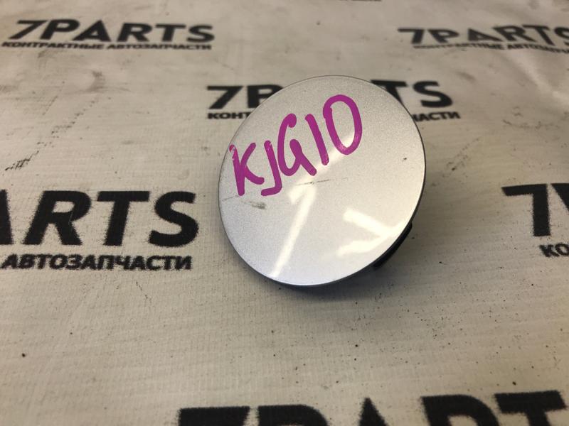 Заглушка буксировочного крюка Toyota Iq KGJ10 передняя