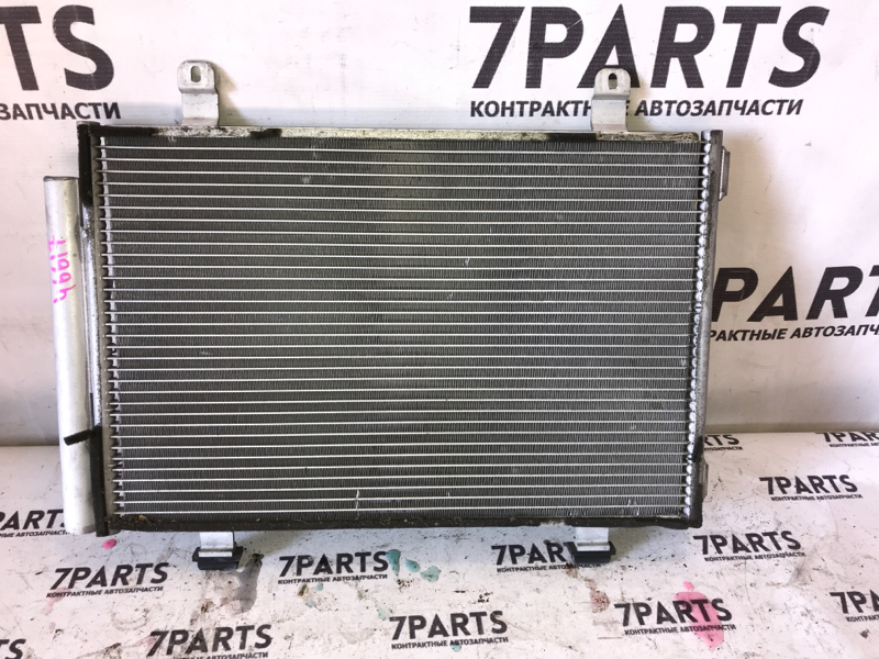 Радиатор кондиционера Suzuki Splash XB32S K12B