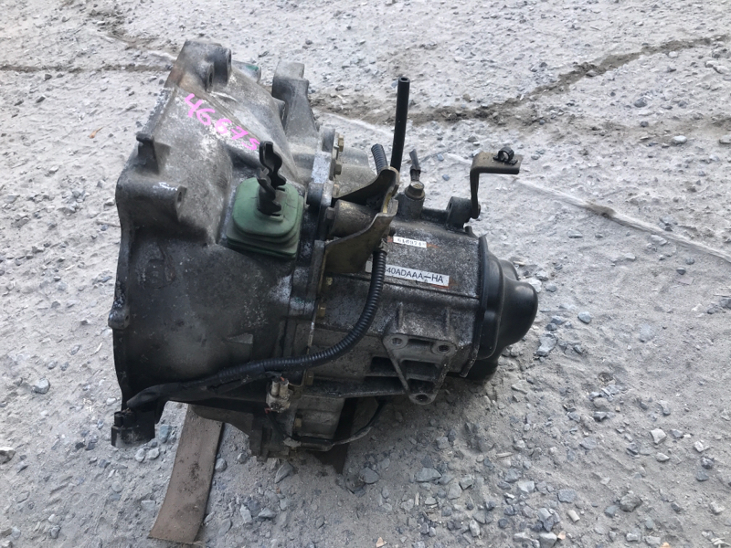 Мкпп Subaru R2 RC1 EN07