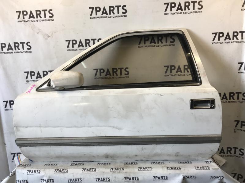 Дверь Toyota Soarer MZ20 передняя левая