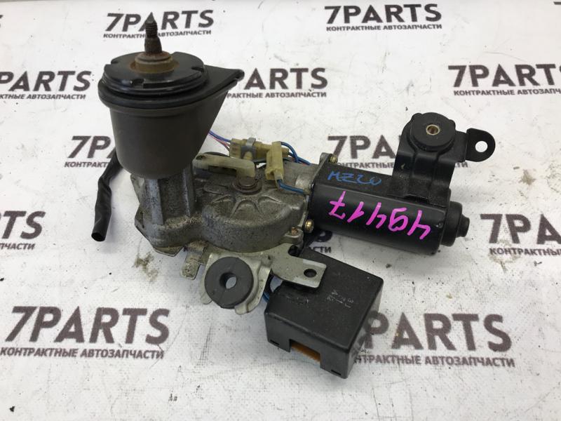 Моторчик заднего дворника Toyota Soarer MZ20