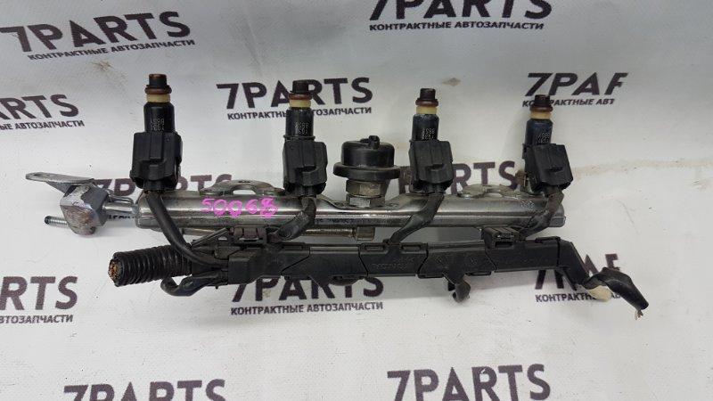 Топливная рейка Honda Insight ZE2 LDA