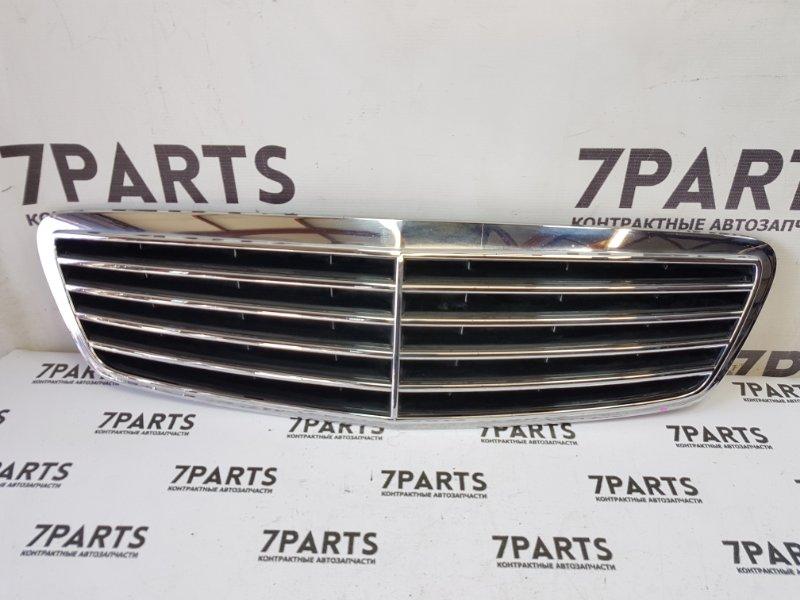 Решетка радиатора Mercedes-Benz S-Class W220