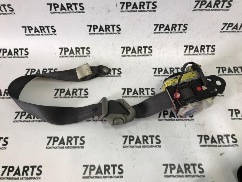 Ремень безопасности Toyota Sprinter AE114 передний правый