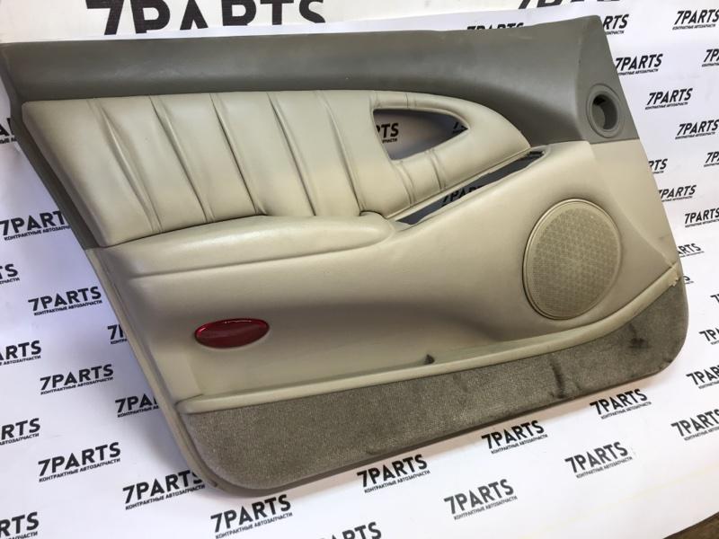Обшивка дверей Mitsubishi Diamante F34A передняя