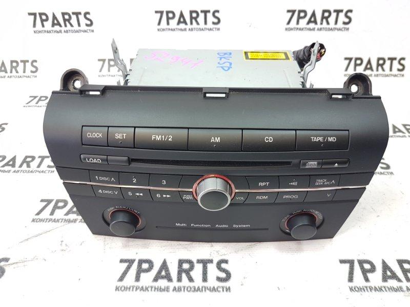 Магнитофон Mazda Axela BK5P