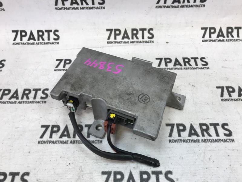 Блок управления рулевой рейкой Smart Forfour W454
