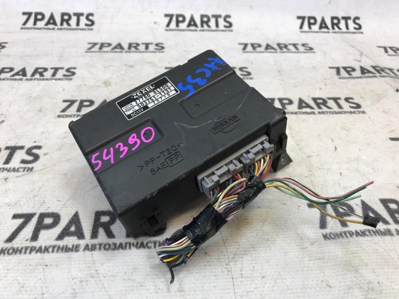 Блок управления Nissan Laurel HC35 RB20DE