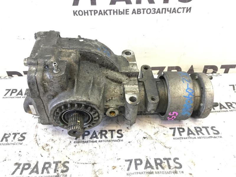 Редуктор Subaru R2 RC2 задний