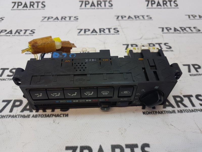 Климат-контроль Nissan Mistral R20 TD27TI 1997