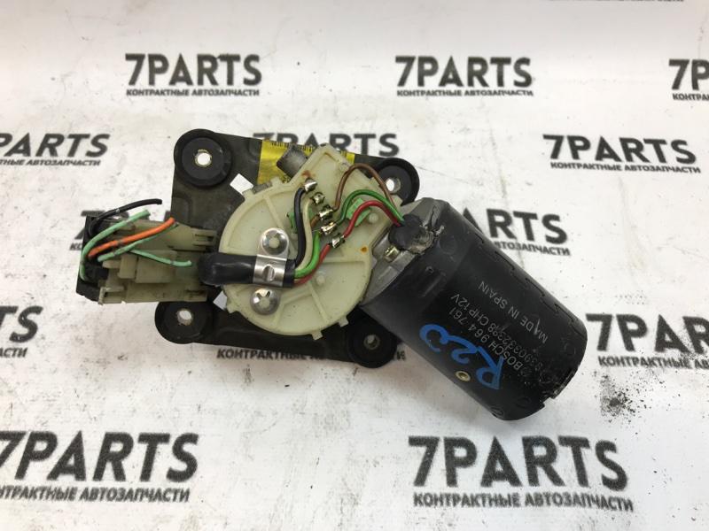 Мотор стеклоочистителя Nissan Mistral R20 TD27TI 1997