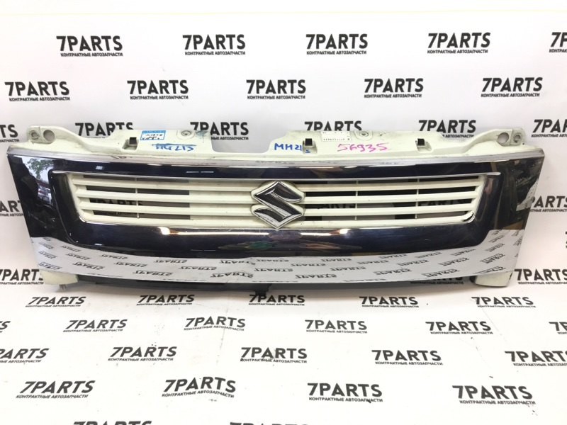 Решетка радиатора Suzuki Wagon R MH21S