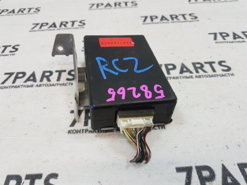 Блок управления Subaru R2 RC2
