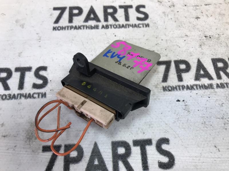 Реостат Subaru Sambar KV4