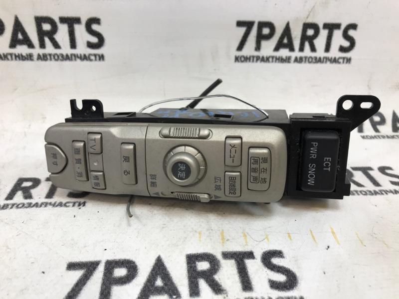 Пульт дистанционного управления Toyota Progres JCG10